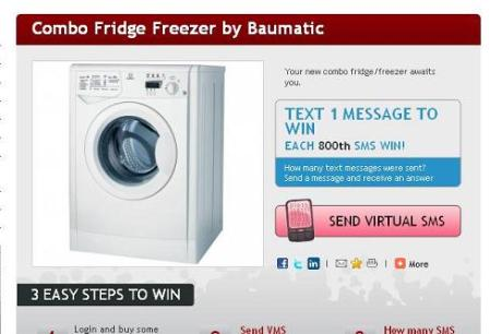 baumatic washer dryer combo
