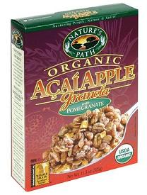 acai apple granola