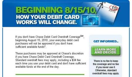debit card overdraft opt-in